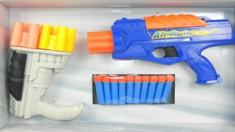 Set pistoale Air Blaster