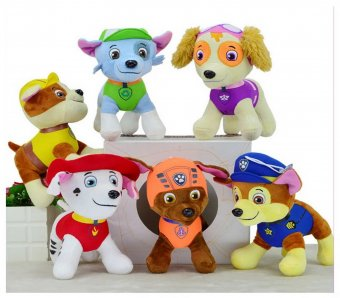 Set catelusi din plus Paw Patrol